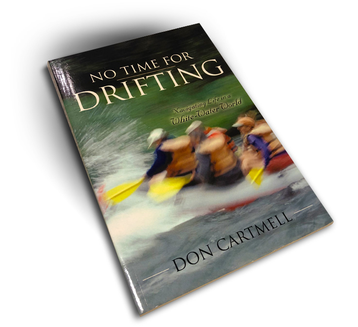 No Time For Drifting book cover